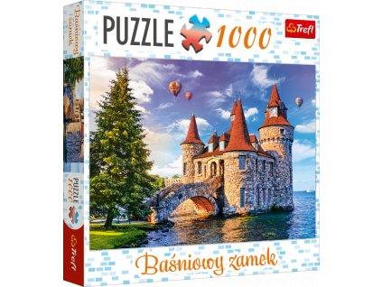 TREFL Puzzle Pohádkový hrad 1000 dílků