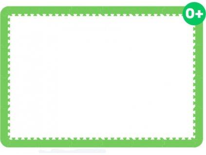 MALÝ GÉNIUS Okraje pro MAXI 24 silný 0+ (zelené)