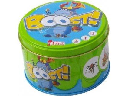 Postřehová hra Boost!