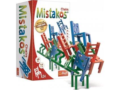 TREFL Hra Mistakos: Židle