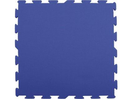 LC Pěnový koberec extra velký modrý 0+