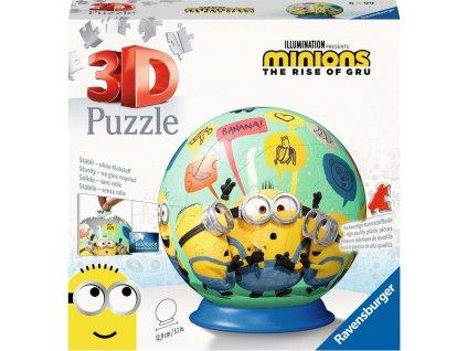 RAVENSBURGER Puzzleball Mimoni 2: Padouch přichází 72 dílků