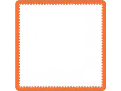 MALÝ GÉNIUS Okraje pro MAXI 36 nebo XL9, 8mm (oranžové)