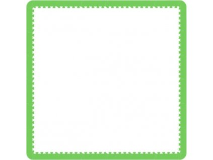 MALÝ GÉNIUS Okraje pro MAXI 36 nebo XL9, 8mm (zelené)