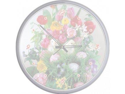 ART PUZZLE Rám na puzzle hodiny bílý 4995