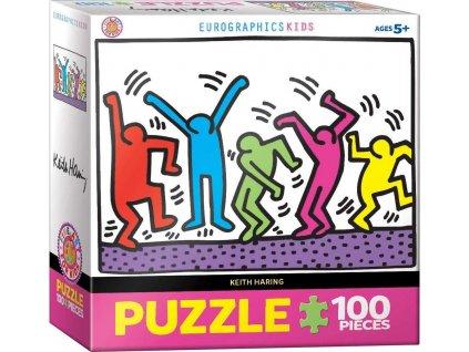 EUROGRAPHICS Puzzle Tanec 100 dílků