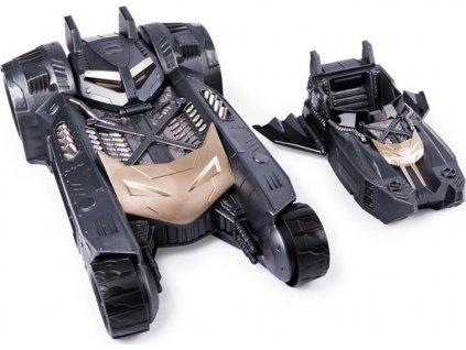 SPIN MASTER Batman: Batmobil a Batloď