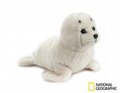 National Geographic plyšák Tuleň 28 cm