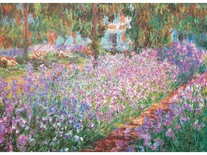 EUROGRAPHICS Puzzle Monetova zahrada 100 dílků
