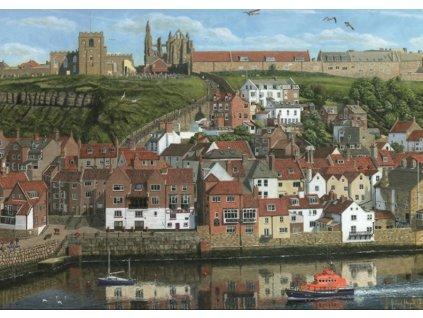 FALCON Puzzle Whitby Harbour, North Yorkshire 1000 dílků