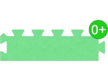 MALÝ GÉNIUS Okrajový dílek silný 0+ (zelený)