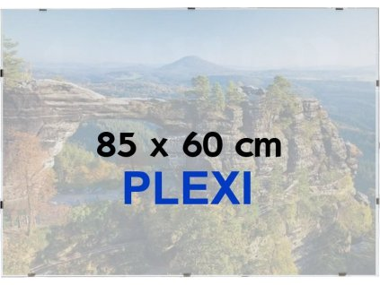 BFHM Rám na puzzle Euroclip 85x60cm (plexisklo)