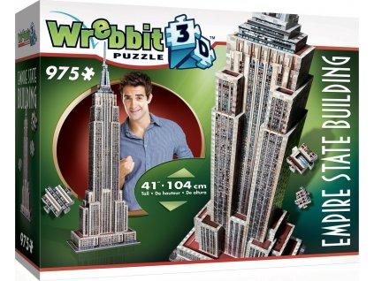WREBBIT 3D puzzle Empire State Building 975 dílků
