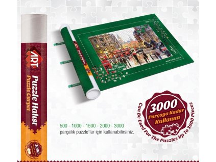 ART PUZZLE Rolovací podložka na puzzle 170x100cm (do 3000 dílků)