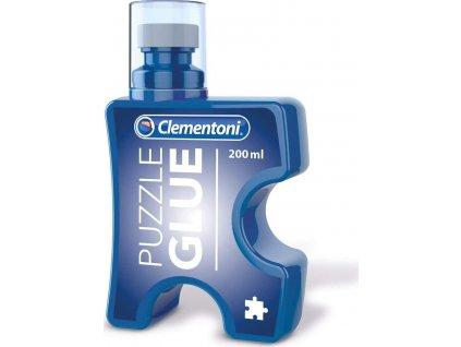 CLEMENTONI Lepidlo Glue Puzzle Conserver 200ml (na 4000 dílků)