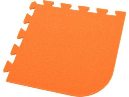 MALÝ GÉNIUS Rohový díl OPTIMAL 8mm (oranžový)