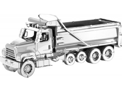 METAL EARTH 3D puzzle Freightliner 114SD Dump Truck