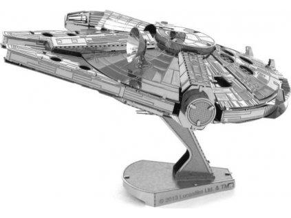 METAL EARTH 3D puzzle Star Wars: Millenium Falcon