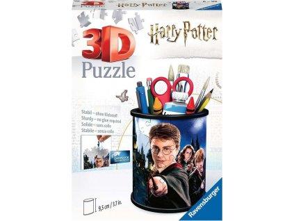 RAVENSBURGER 3D puzzle stojan: Harry Potter 54 dílků