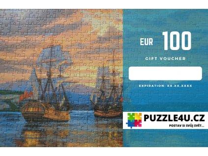 Darkovy poukaz 100 eur