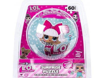 SPIN MASTER Puzzle L.O.L. Surprise 60 dílků
