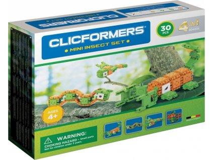 Clicformers Mini: Hmyz 30 dílků