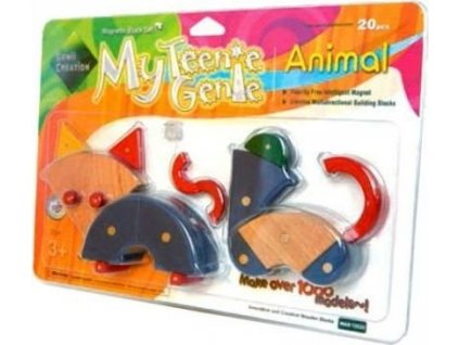 GENII CREATION My Teenie Genie Zvířátka 20 dílů