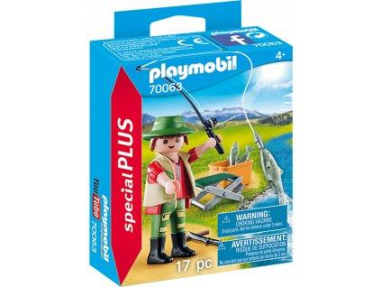 PLAYMOBIL® Special Plus 70063 Rybář