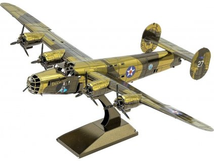 METAL EARTH 3D puzzle B-24 Liberator
