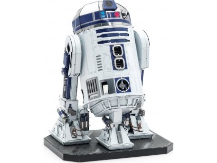 METAL EARTH 3D puzzle Star Wars: R2-D2 (ICONX)