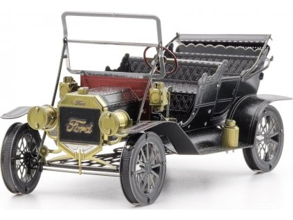 METAL EARTH 3D puzzle Ford model T 1908 (barevný)