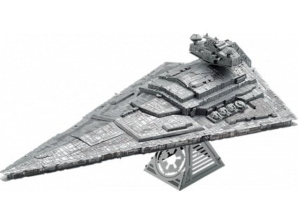 METAL EARTH 3D puzzle Star Wars: Imperial Star Destroyer (ICONX)