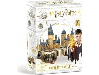 CUBICFUN 3D puzzle Harry Potter: Bradavická škola čar a kouzel 197 dílků