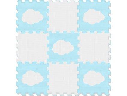 SUN TA TOYS Pěnové puzzle Mráčky S4 (30x30)