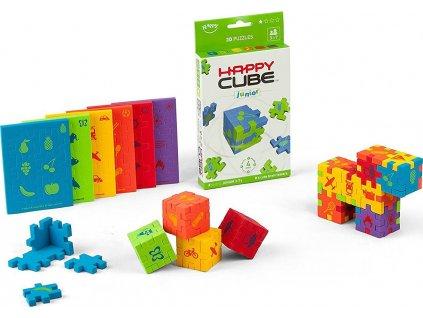 Happy Cube Junior 6 kostek