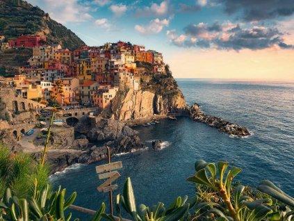 RAVENSBURGER Puzzle Cinque Terre, Itálie 1500 dílků