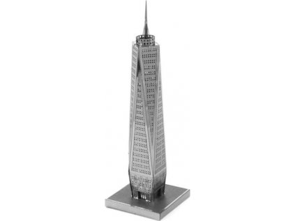 METAL EARTH 3D puzzle One World Trade Center