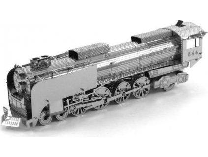 METAL EARTH 3D puzzle Parní lokomotiva