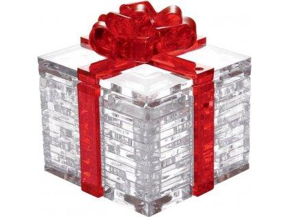 HCM KINZEL 3D Crystal puzzle Dárek 38 dílků
