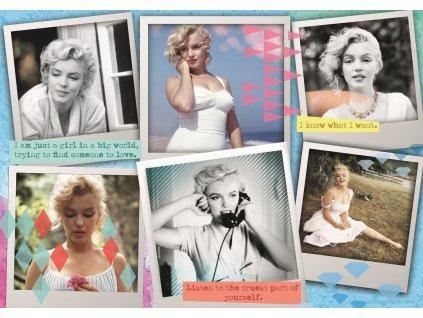 TREFL Puzzle Marilyn Monroe 1000 dílků