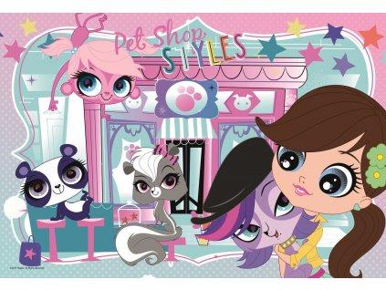 TREFL Puzzle Littlest Pet Shop 160 dílků