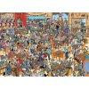JUMBO Puzzle Národní mistrovství ve skládání puzzle 1000 dílků