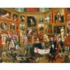 PIATNIK Puzzle Tribuna of the Uffizi 1000 dílků