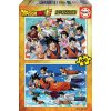 EDUCA Puzzle Dragon Ball Super 2x100 dílků