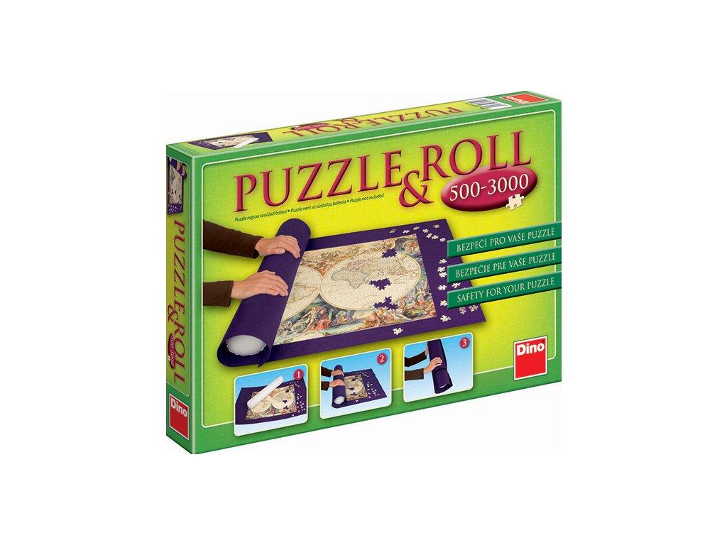 Podložka na skládání puzzle 500 - 3000 dílků