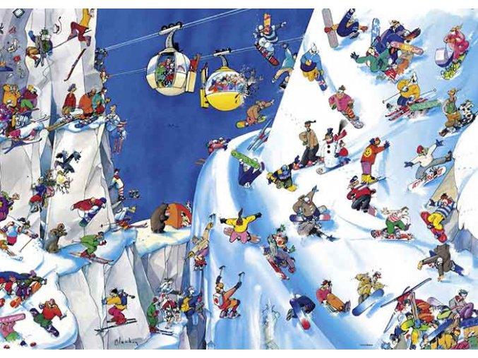 Blachon: Snowboardy (Snowboards)