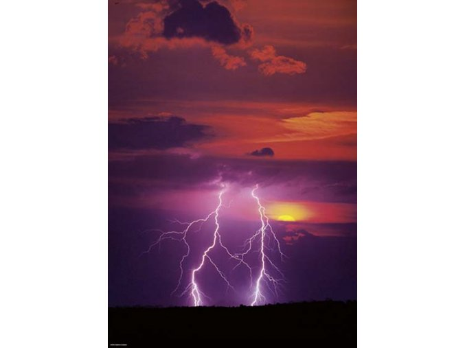 Síla přírody - Dvojitý blesk (Power of Nature - Double Flash)