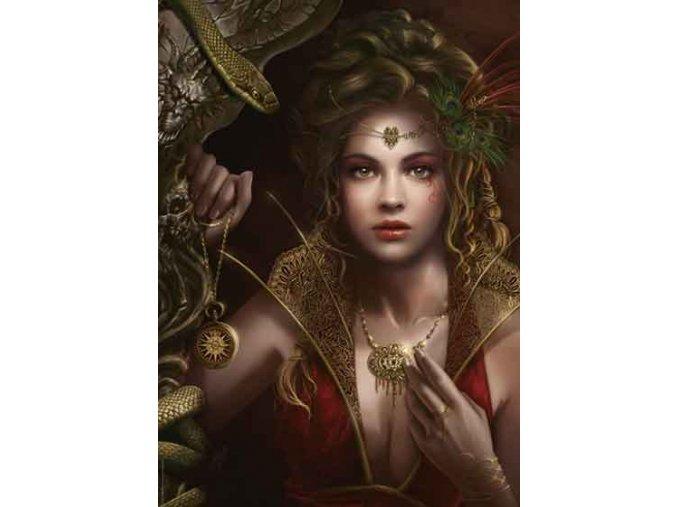 Cris Ortega: Zlaté šperky (Gold Jewellery)