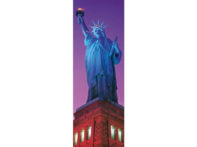 Socha Svobody (Sights - Statue of Liberty) - vertikální