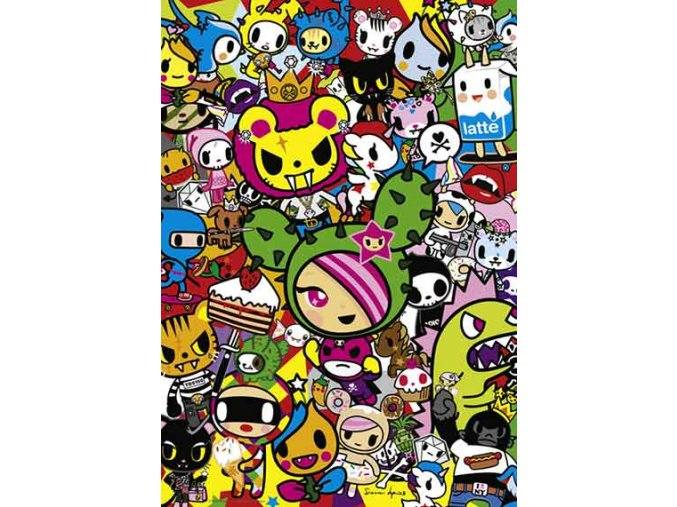Tokidoki: All-Stars